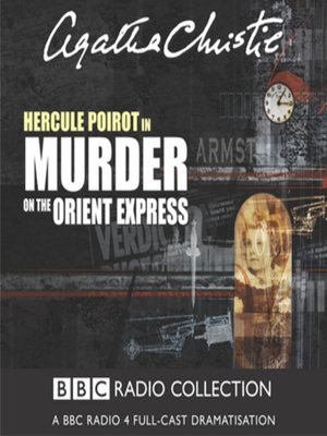 cover image of Murder on the Orient Express